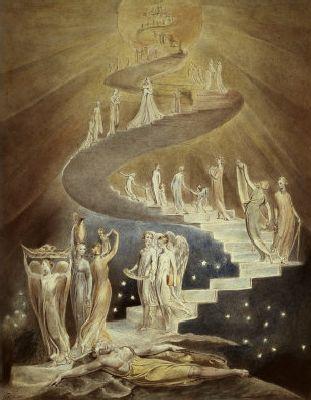 L'échelle de Jacob - William Blake